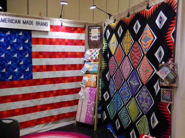 American Made Brand at Quilt Market @ Quilting Mod