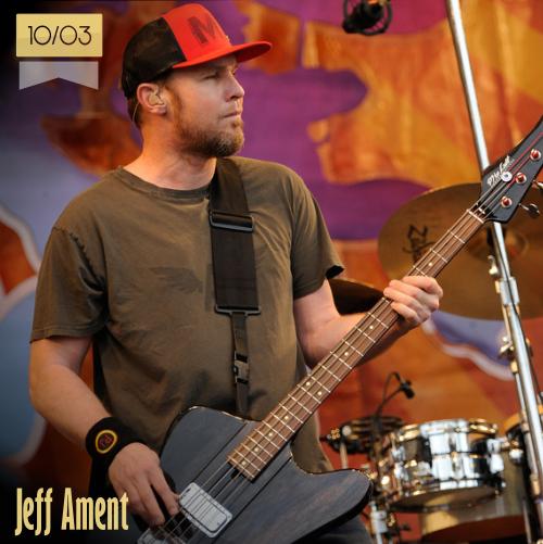 10 de marzo | Jeff Ament - @PearlJam | Info + vídeos