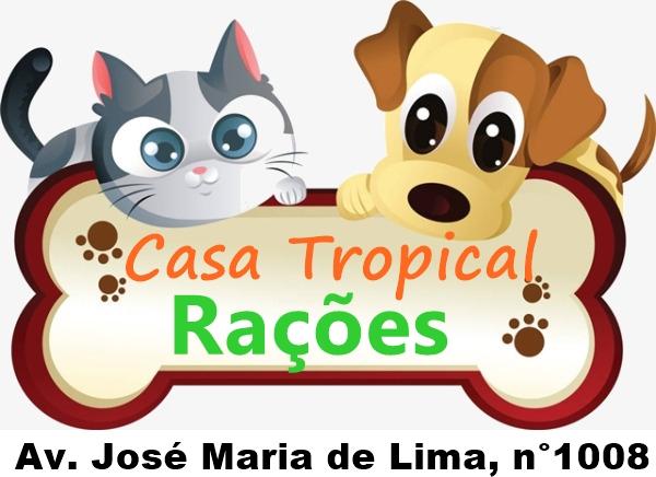 Casa Tropical Rações