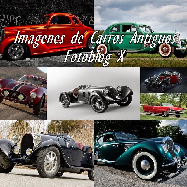 Imagenes de Carros Antiguos