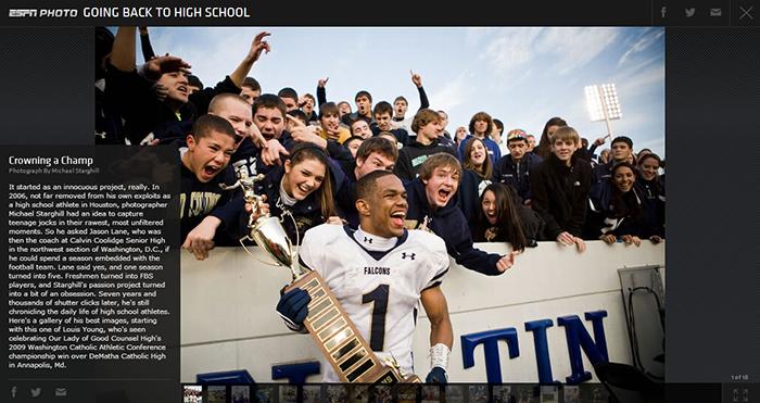 ESPN High School Sports