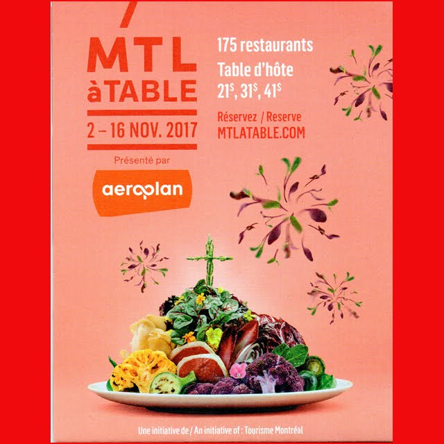 Montréal À Table • Préparez votre expérience dès maintenant!