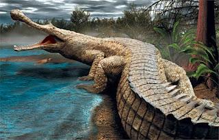 SuperCroc (Sarcosuchus)