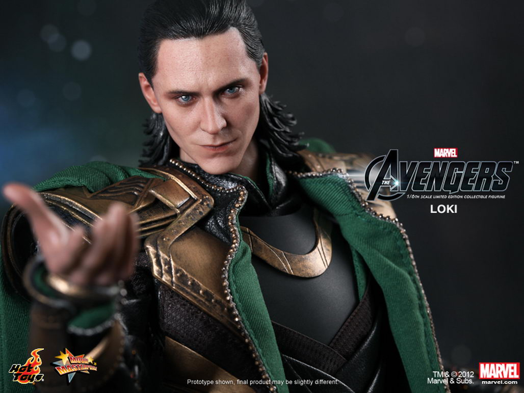 LadyRaggedyCat's Lair: [Geek] When Hot Toys literally ...