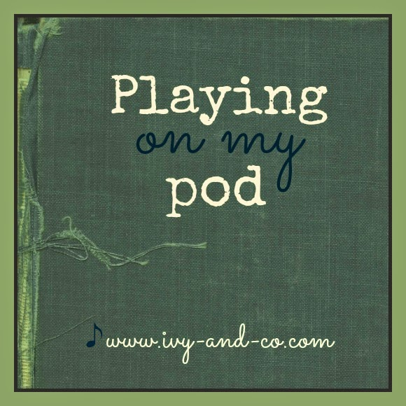 Playing On My Pod - Ivy & Co's top songs of the week