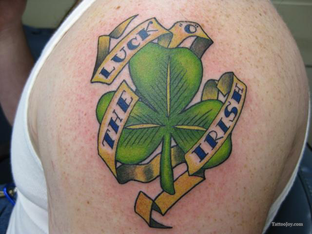 Shamrock Tattoos Shamrock Tattoos Shamrock Tattoos Shamrock Tattoos