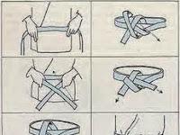 Cara Memakai Sabuk Taekwondo