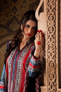 Khadi Pret Eid War Collection 2013 for women