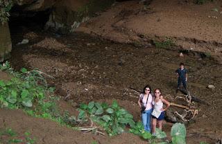 Cavernas en Cuetzalan