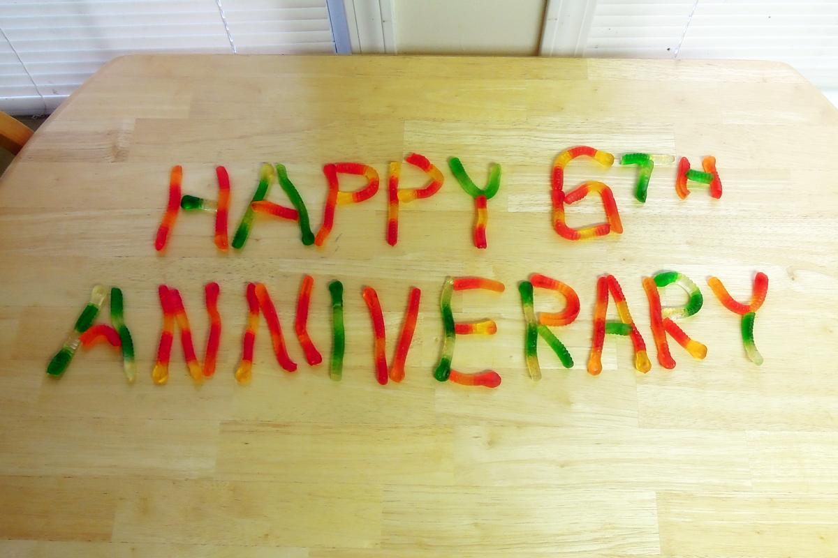 the photo goo happy 6th anniversary