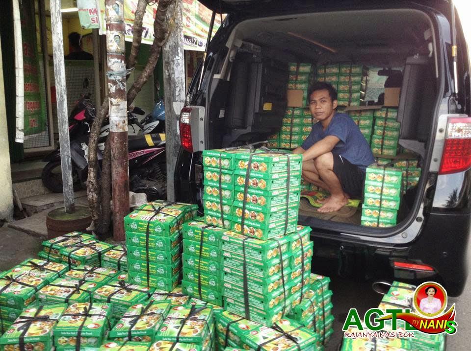 Jasa antar nasi box untuk acara pesta