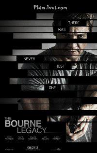 Phim Di Sản Của Bourne - The Bourne Legacy [Vietsub] Online