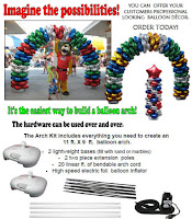 Balloon Column Kit4