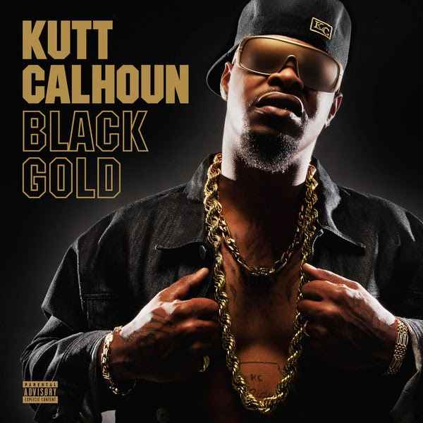 Kutt Calhoun - Black Gold Cover