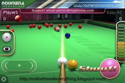 Great Pool game  3d Pool Master game Realistic 3D