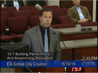Elk Grove Approves Region Builders Permit Simplicity Proposal