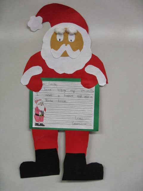 ... and Shining in Second Grade: Grinch and More Christmas Projects