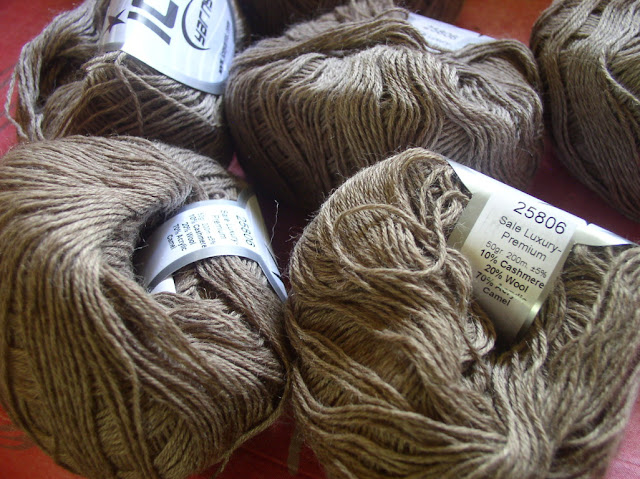Where to buy cheap yarns for knitting and crochet.