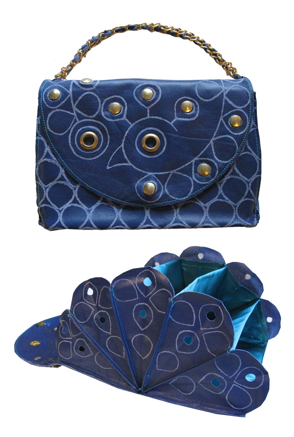Tassen Ontwerp Wedstrijd : Mvdgouw ontwerpwedstrijd pracht en praal pauwer bag