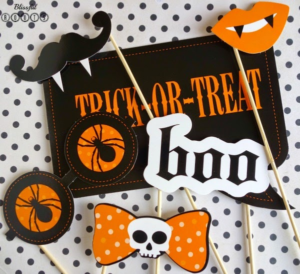 Simple & Inexpensive Halloween Party Tips from Blissful Roots