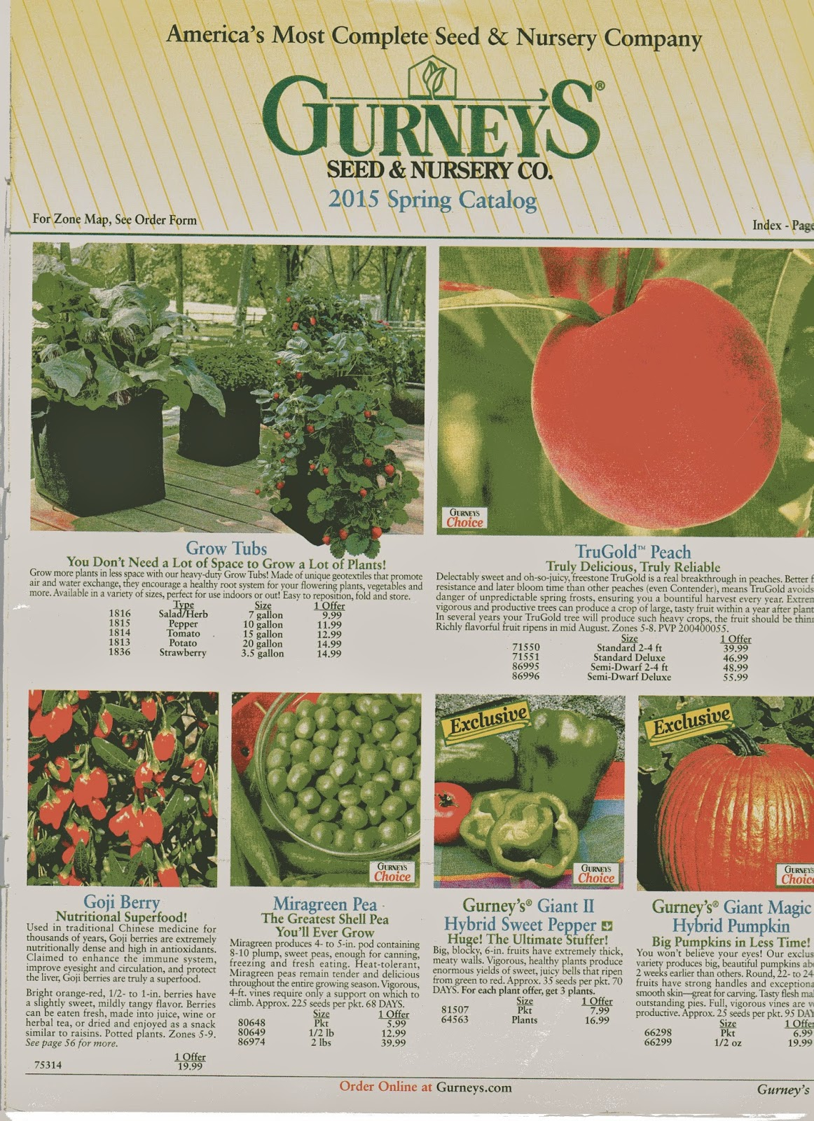 Mail Order Gardening Catalogs 68 Free Seed And Plant