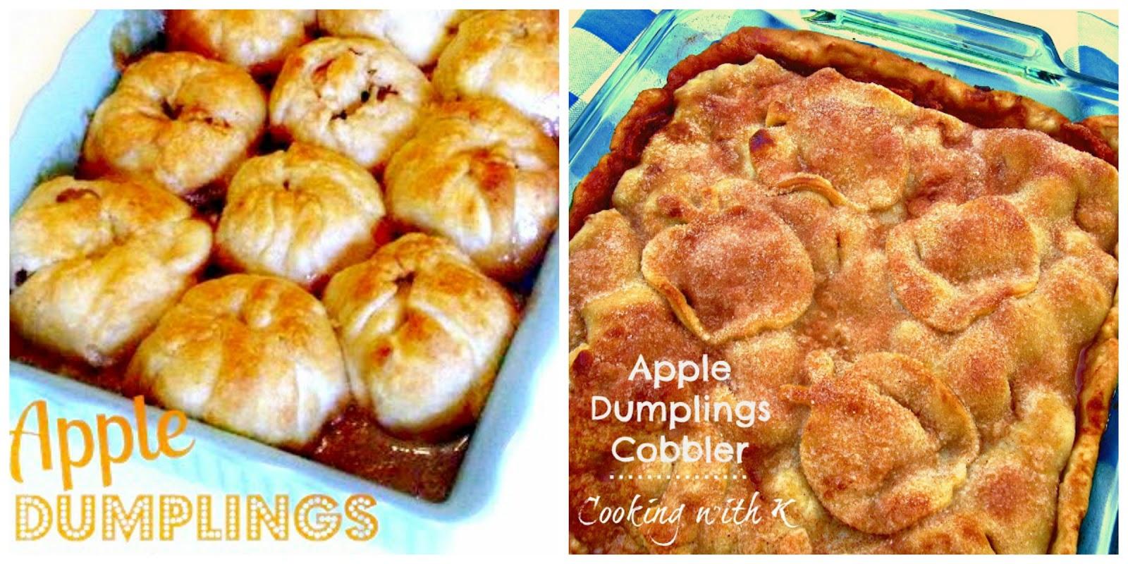 Apple Dumplings II Recipe — Dishmaps