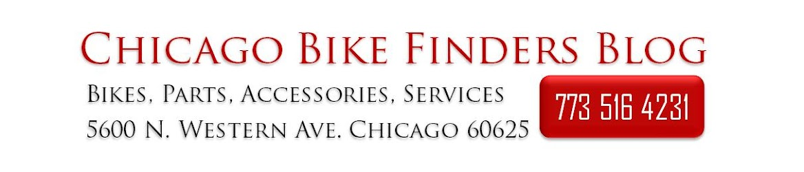 Chicago Bike Finders Blog