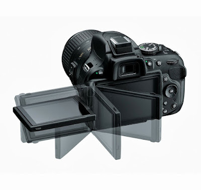 Spesifikasi dan Harga Kamera Nikon D5200 Tahun 2015