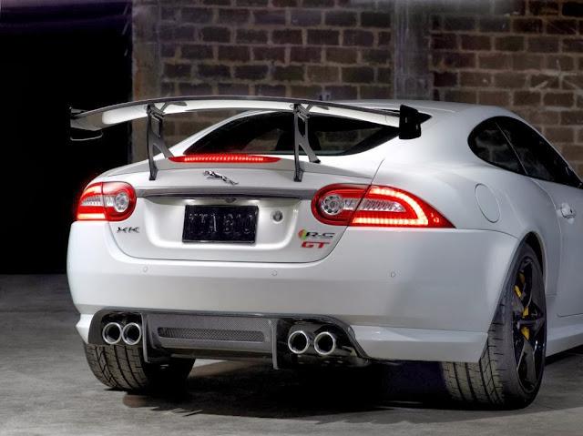 2014 Jaguar XKR-S GT Spyshots