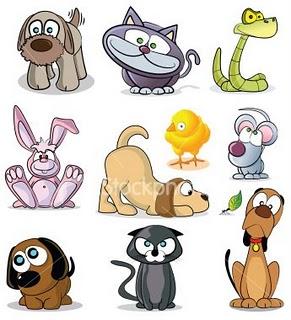 Animales para etiquetar en Facebook
