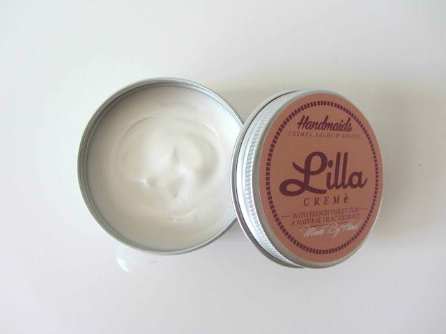 handmaids cosmetics lilla creme