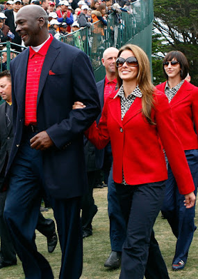 michael jordan and yvette prieto