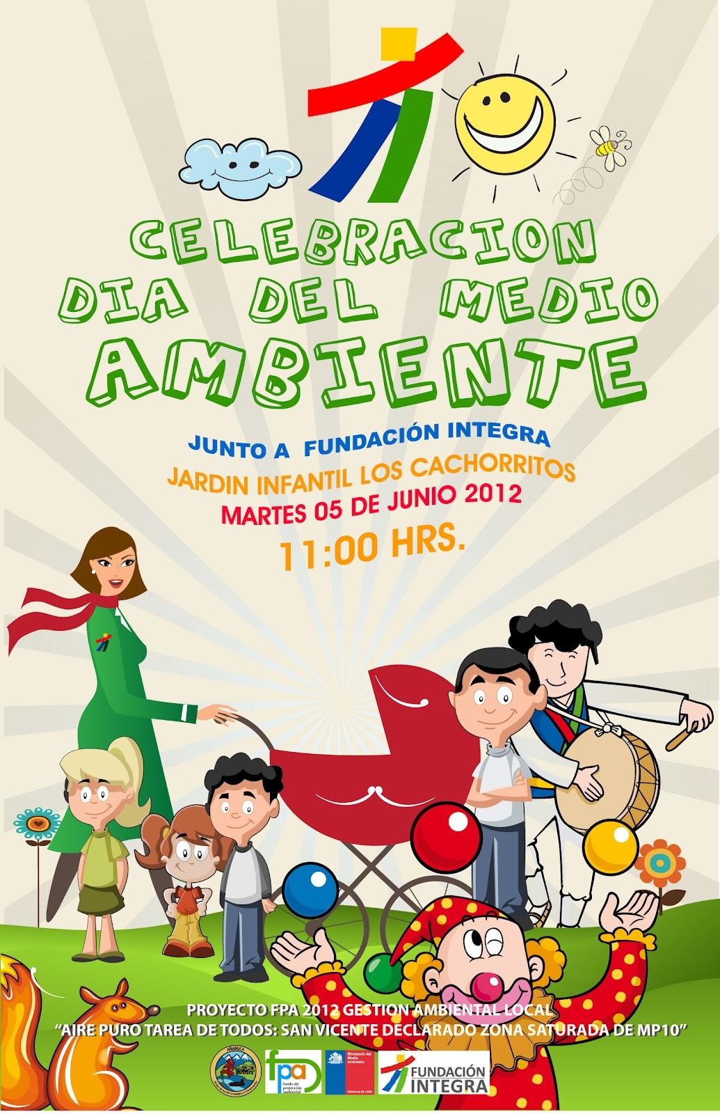 AIRE PURO TAREA DE TODOS: Día del Medio Ambiente junto a Fundación ...