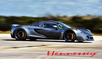 Koleksi Foto dan Gambar Mobil Sport Hennessey Venom GT Terbaru