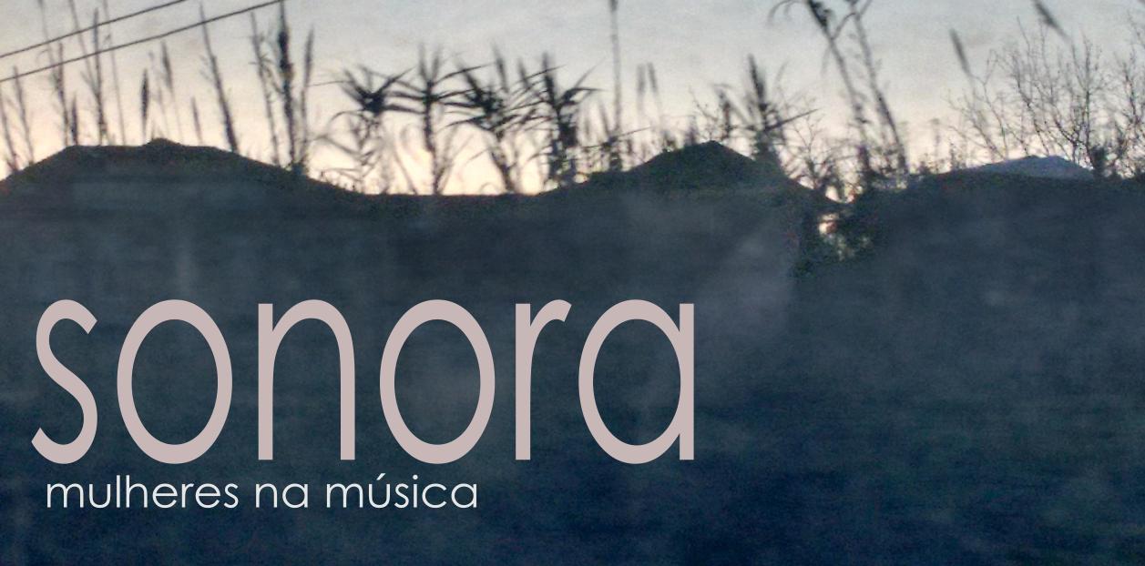 Sonora - mulheres na música