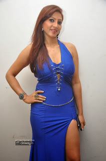 Actress-Rishika-Stills-at-Nuvve-Naa-Bangaram-Movie-Audio-Launch