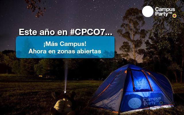La séptima edición de Campus Party Colombia trae grandes sorpresas #CPCO7