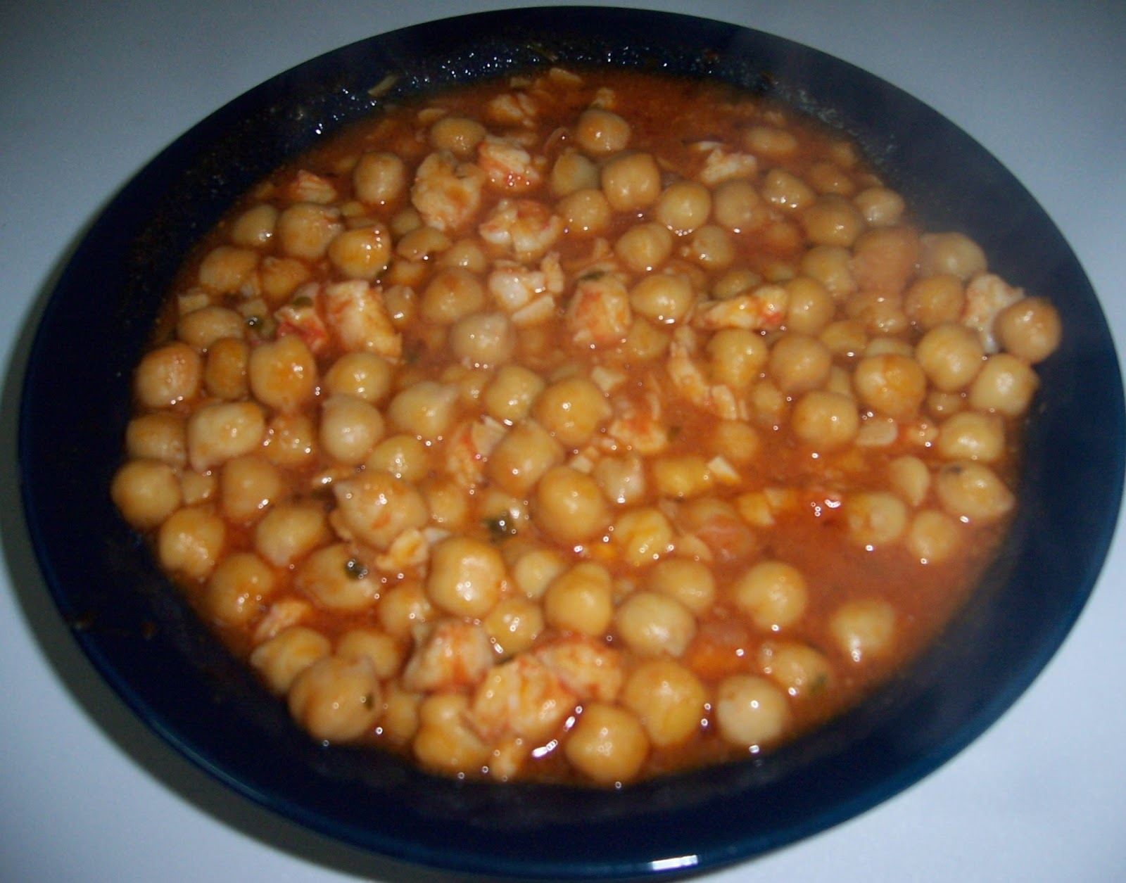 Pucheros de barro garbanzos marineros - Pucheros de barro ...