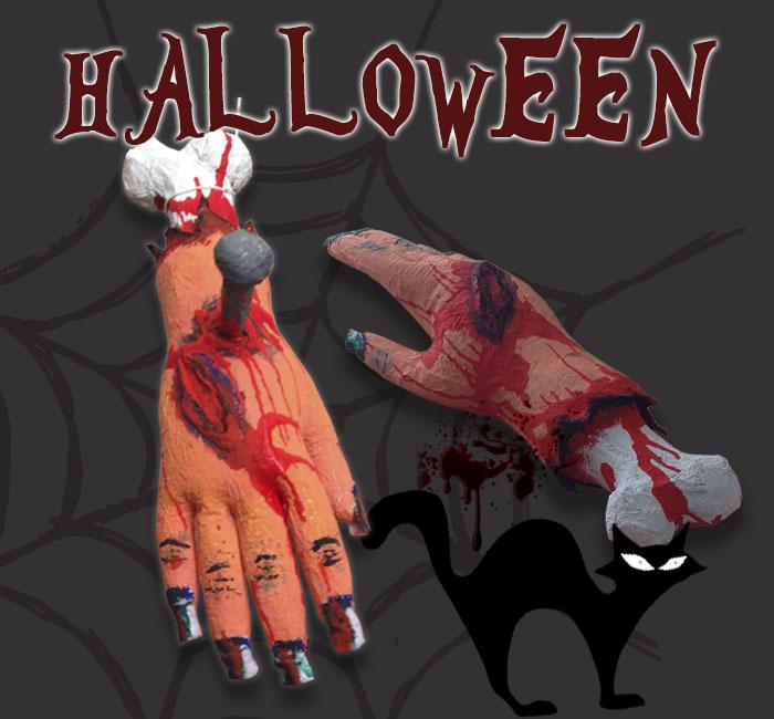 Como hacer adornos para halloween proyectatumente for Como hacer decoraciones de halloween