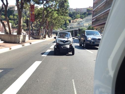Twizy Rental Monaco