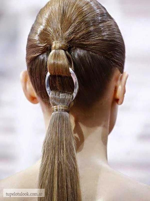 peinados de moda juveniles 2015