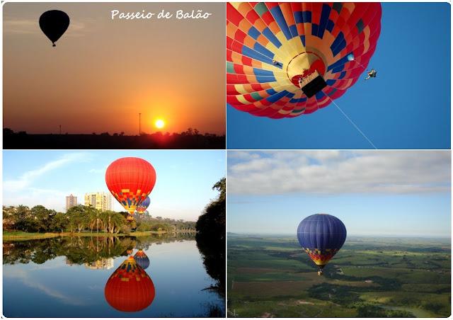 passeio de balão piracicaba são paulo