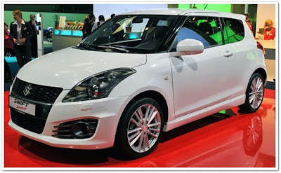 Gambar Suzuki Swift New