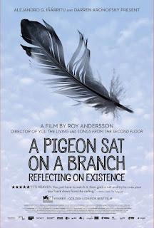 Watch A Pigeon Sat on a Branch Reflecting on Existence (En duva satt på en gren och funderade på tillvaron) (2014) movie free online