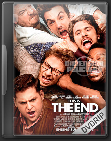 This is the End (DVDRip Ingles Subtitulada) (2013)