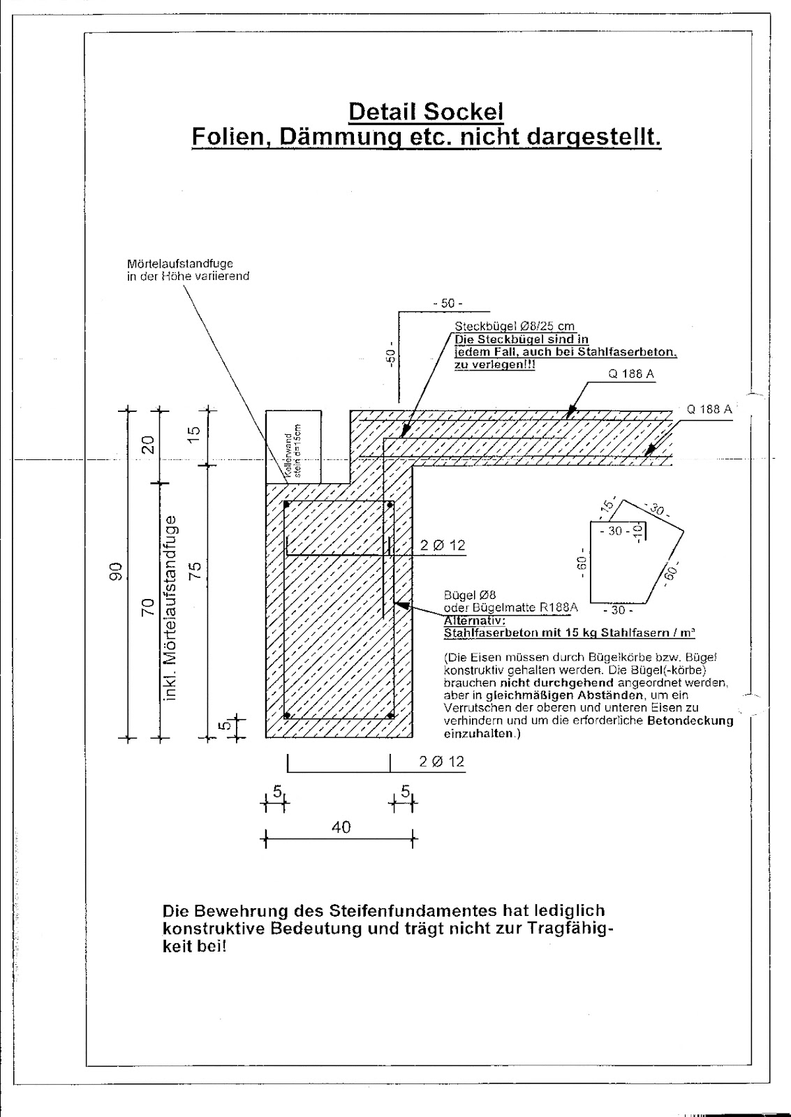 team massivhaus bautagebuch 2012 wo sind die steckb gel. Black Bedroom Furniture Sets. Home Design Ideas