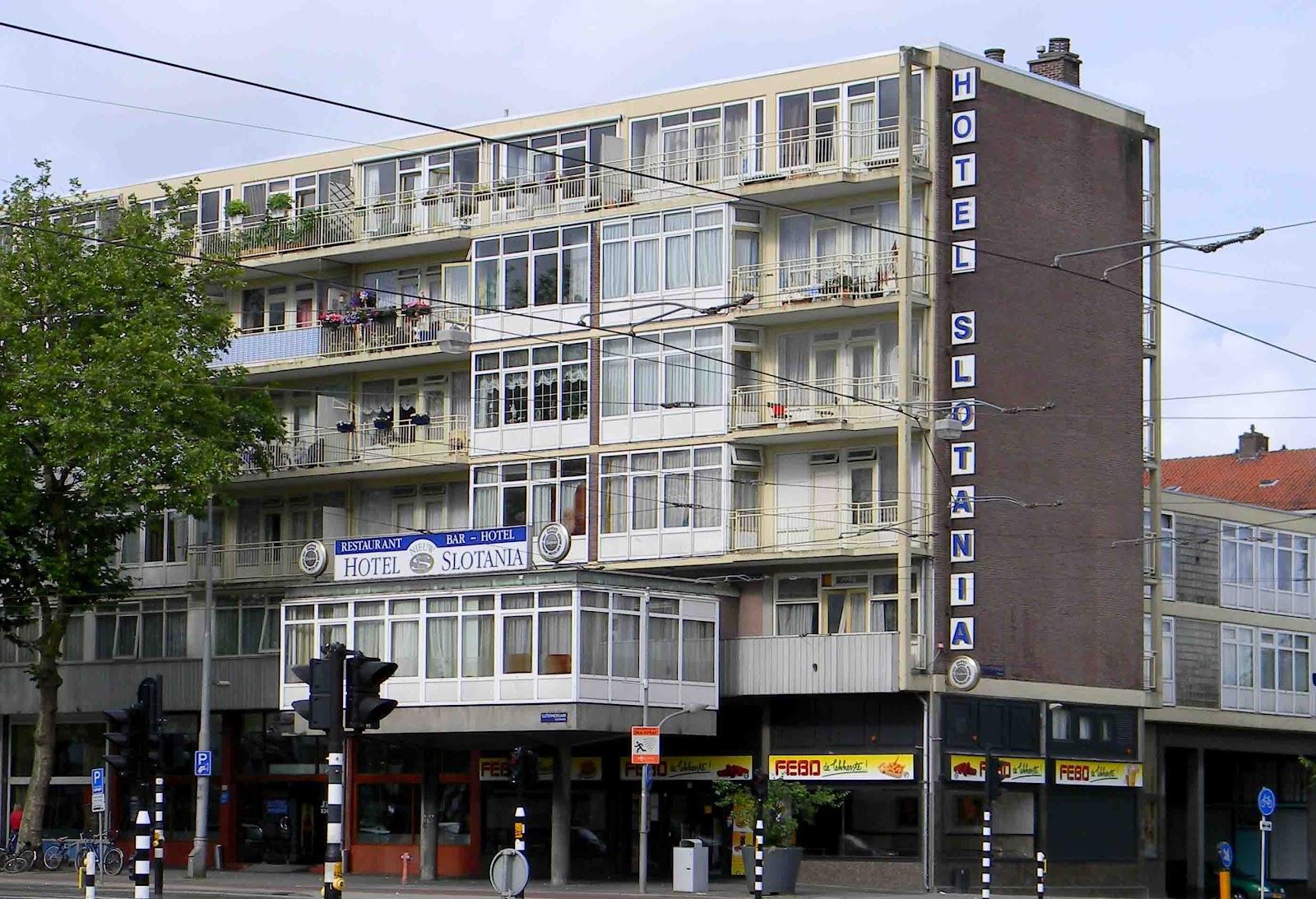 Hotel Amsterdam Buiten Centrum