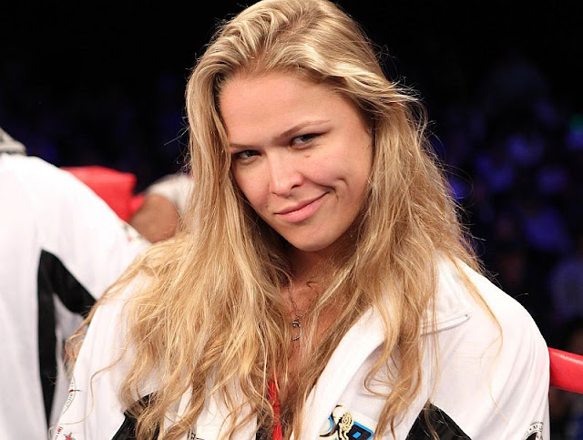 Ronda Rousey-women mma fighters-mma women fighters
