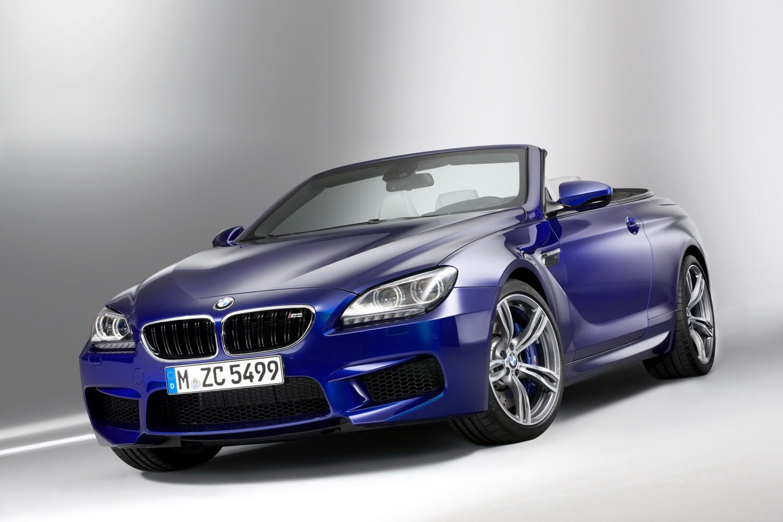 2013 BMW M6 Coupe and Convertible with 560HP Bi Turbo V8
