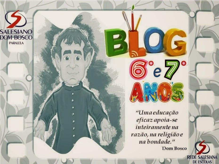 Salesiano Dom Dosco 6º e 7º anos